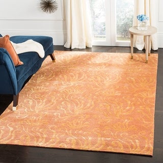 Martha Stewart by Safavieh Seaflora Silk/ Wool Rug
