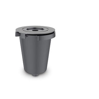 Cuisinart SS-RFC Cuisinart HomeBarista Reusable Filter Cup, Gray