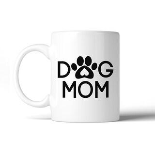 Dog Mom Coffee Mugs Dishwasher Safe Unique Gift Idea For Dog Lovers