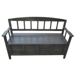 Riley Entryway Bench with storage