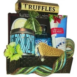 Healing Waters Gift Chest with Angel Charm
