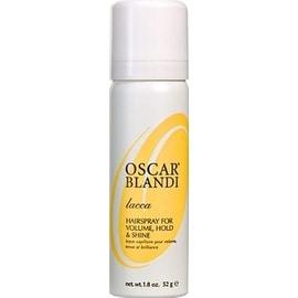 Oscar Blandi Lacca Hairspray Travel Size, 1.8 oz