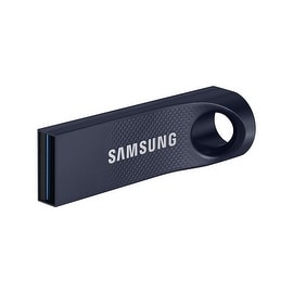 Samsung 128GB/64GB/32GB BAR Blue USB 3.0 Flash Drive, Speed Up to 130MB/s (MUF-128BC/AM)(MUF-64BC/AM)(MUF-32BC/AM)