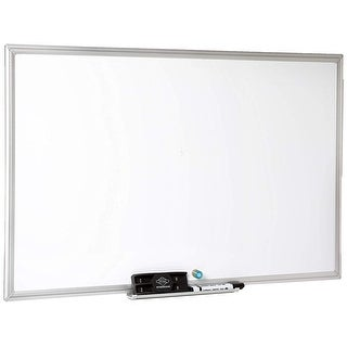 "Offex Home Office Wall Mounted Dry Erase Magnetic Whiteboard - 24""H x 36""W"