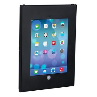Mount-It! Tablet Wall Mount with Anti-Theft Locking Function