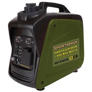 Sportsman 1000 Watt Inverter Generator - Not CARB Compliant - 1000 W