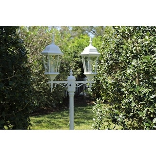 Manor 2 Head Portable Post Lantern