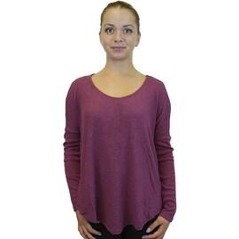 Women's Cotton Blend Loose Shirt Top Sweater Long Back Peacock Tail