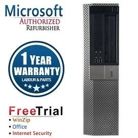 Refurbished Dell OptiPlex 960 Desktop Intel Core 2 Duo E8400 3.0G 4G DDR2 160G DVDRW Win 7 Pro 64 Bits 1 Year Warranty