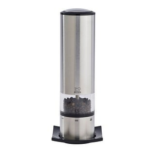 Peugeot 27162 Elis Sense U-Select Touch-Operated Electric Pepper Mill - Stainless Steel