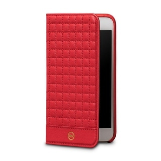 SENA Cases Isa Quilted Wallet Leather Case for iPhone 6s Plus, 6 Plus - SFD24003ALUS