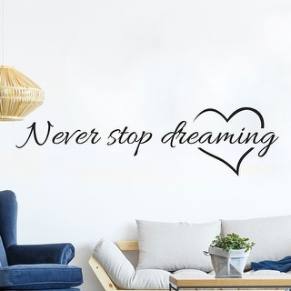"""Home Family Removable DIY Wall Art Sticker Letter Decal Mural 22.4""""x6.5"""""""