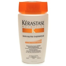 Kerastase Nutritive Bain Nutri-Thermique Intensive Nutrition Shampoo 8.5 oz