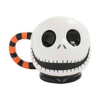 The Nightmare Before Christmas Sculpted Mug - Jack Skellington