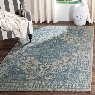 Safavieh Handmade Restoration Vintage Boho Simperta Oriental Wool Rug