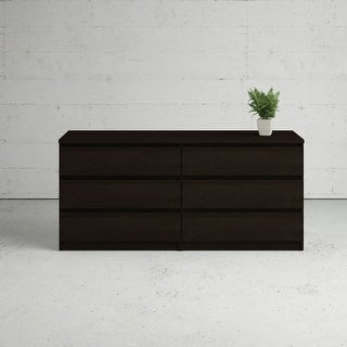 Porch & Den McKellingon 6-drawer Double Dresser