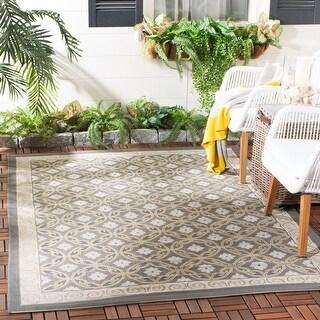 Safavieh Courtyard Vernetta Indoor/ Outdoor Rug