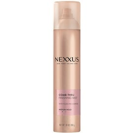NEXXUS COMB THRU Natural Hold Design and Finishing Mist 10 oz