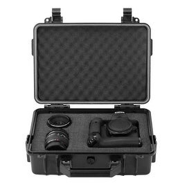 Aperous Hard Shell Camera Case With Pre-Cut Anti-Vibration Foam / Waterproof / Air Tight / GoPro Camera Case