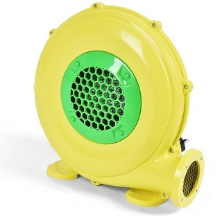 Costway Air Blower Pump Fan 480 Watt 0.64HP For Inflatable Bounce