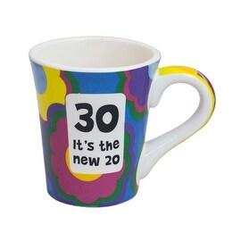 Tumbleweed Pottery 30th Birthday Mug