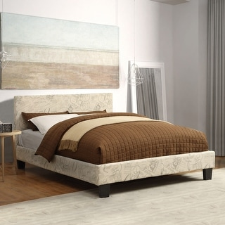 Anita III Contemporary Platform Kids Bed