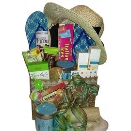 Life's a Beach Bath & Body Gift Box