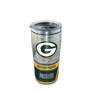 NFL Green Bay Packers Edge 20 oz Stainless Steel Tumbler with lid