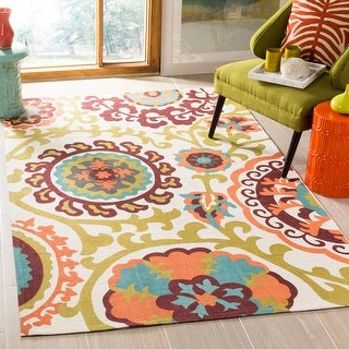 Safavieh Handmade Cedar Brook Izetta Modern Cotton Rug