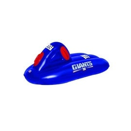 New York Giants NFL Team Inflatable Sled