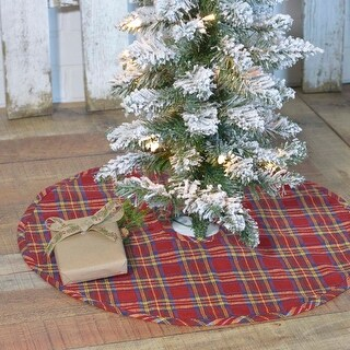 "Galway Tree Skirt - 21"" Diameter"