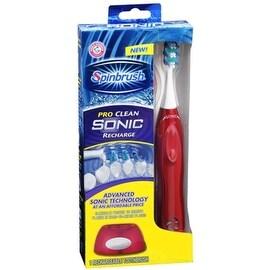 ARM & HAMMER Spinbrush Sonic Toothbrush 1 Each
