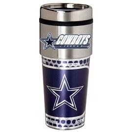 Dallas Cowboys 360 Wrap Tumbler