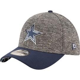 Dallas Cowboys New Era 2016 Mens On Field Draft 39Thirty Cap (S/M)