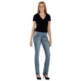 Lola Pull On Bootcut Jeans, Leah-MLB