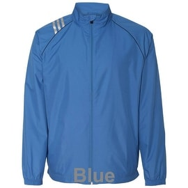 adidas - ClimaProof® Three-Stripe Full Zip Jacket