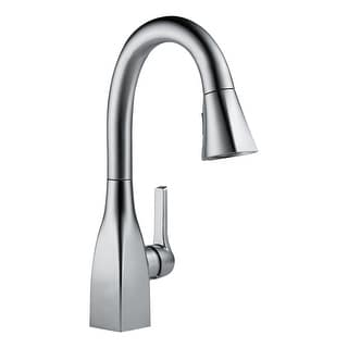 Delta 9983-DST Mateo Pull-Down Bar/Prep Faucet with Magnetic Docking
