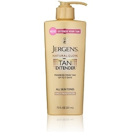 Jergens Natural Glow Tan Extender Daily Moisturizer 7.50 oz