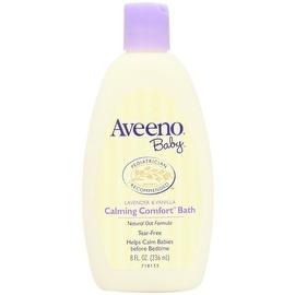 AVEENO Calming Comfort Baby Bath 8 oz
