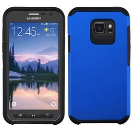 Insten Dual Layer Hybrid Rubberized Hard PC/ Silicone Case Cover For Samsung Galaxy S7 Active