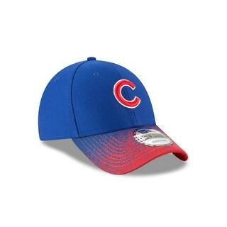 Chicago Cubs 9FORTY Visor Blur Cap