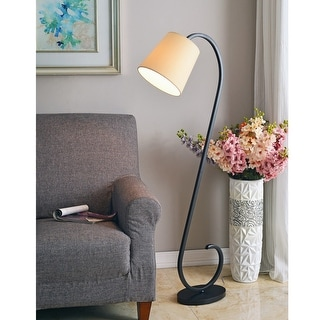 Washington Oil Rubbed Bronze 56-inch Floor Lamp