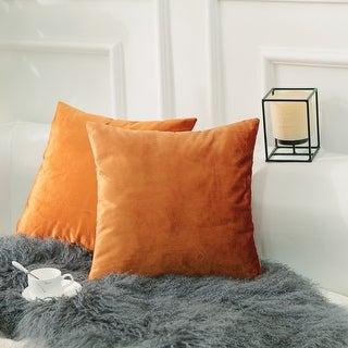 Decorative Cushion Cover Pillowcases Copper