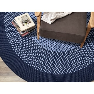 Colonial Mills Seadog Bright Indoor Outdoor Polypropylene Braided Rug