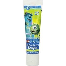 Oral-B Stages Toothpaste Fruit Burst 4.20 oz