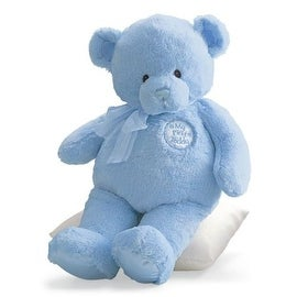 Gund My First Teddy Bear Blue 20""