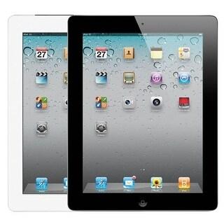 """Apple Ipad 3 with Wi-Fi 9.7"""" - 64GB - Black - White (Refurbished)"""