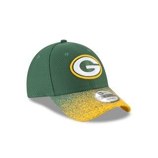 Green Bay Packers 9FORTY Visor Blur Cap
