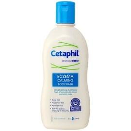 Cetaphil Eczema Calming Body Wash 10 oz