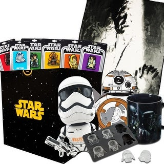 Star Wars Collectibles LookSee Collectors Box Han Solo Blanket and Pins - Multi